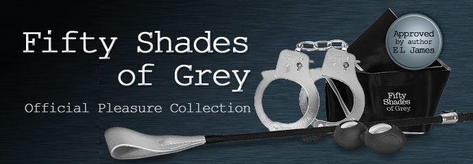 NEW! Fifty Shades of Grey Toys