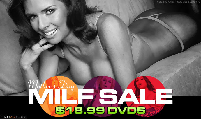 Brazzer's MILF Sale Image