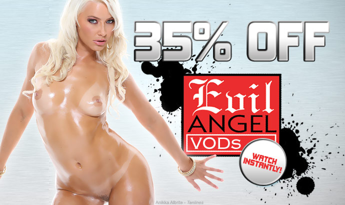 35% Off Evil Angel VODs Image