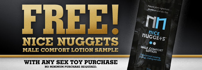 Free with any Toy purchase