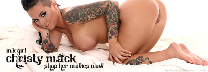 Shop Christy Mack | ink Girl Streaming